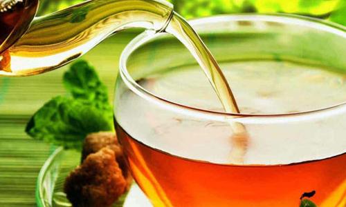 Natural Sleep Aids - Herbal Tea